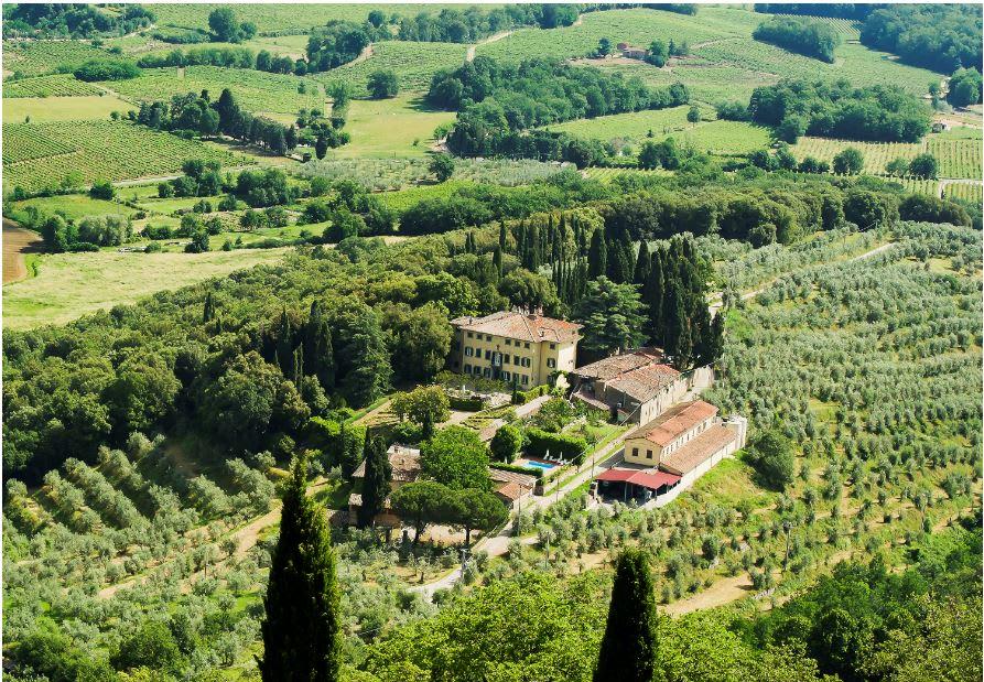 Villa Petrolo
