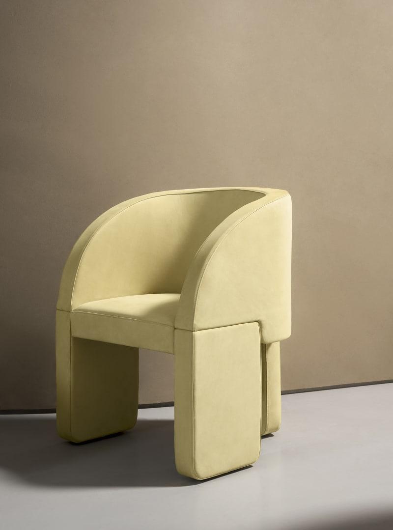 """Stuhl """"Lazybones"""" von Baxter"""