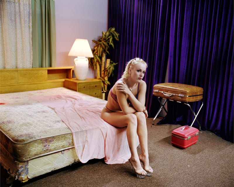 Larry Sultan Sharon Wild, 2001 Aus der Serie The Valley