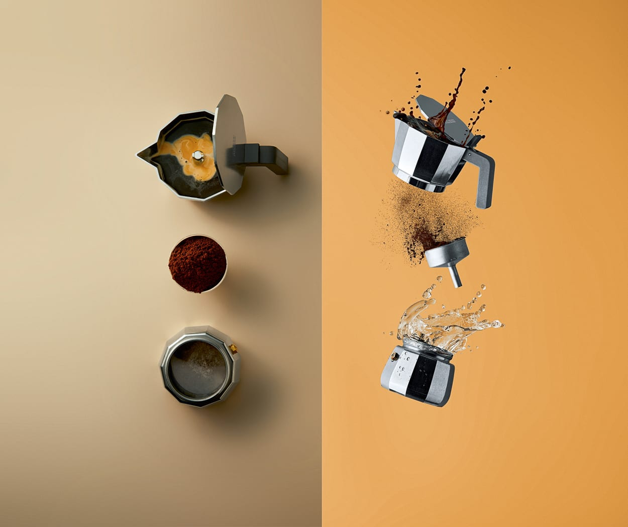 Alessi, Kaffee, David Chipperfield