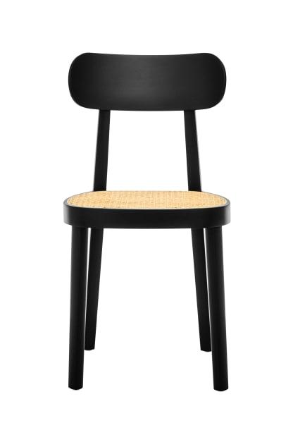 """Für Thonet interpretierte Sebastian Herkner den """"Frankfurter Stuhl"""", den Ur-Thonet neu – und setzt damit das Prinzip von Firmengründer Michael Thonet fort, so wenige Bestandteile wie möglich zu verwenden."""