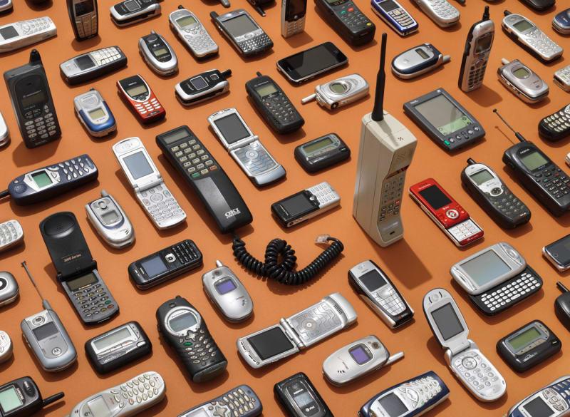 Handy-Kollektion