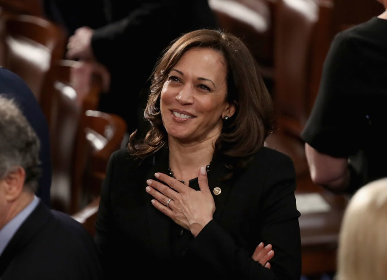 Kamala Harris, Vizepräsidentin, US Wahlen 2020, USA