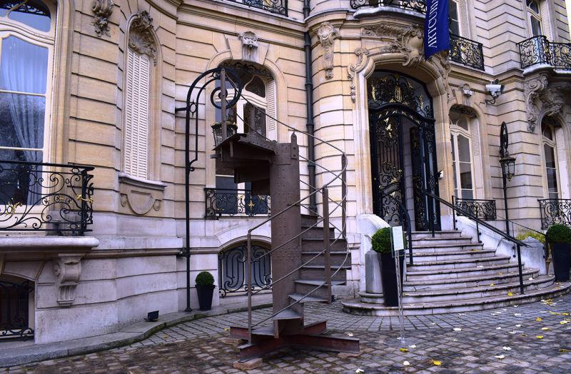 Artcurial Treppe B