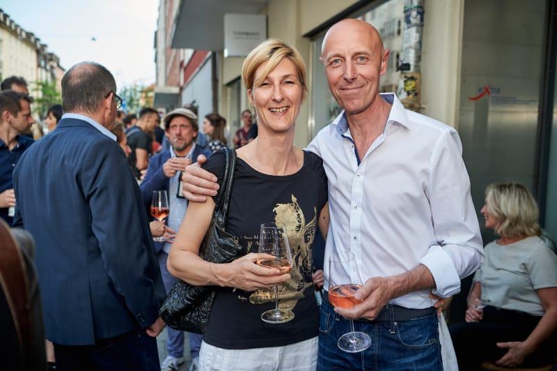 Annika-Lojewski und Michael Lojewski.
