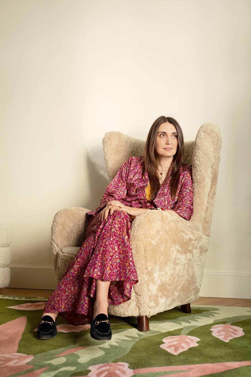 Laura Gonzalez Stil Porträt