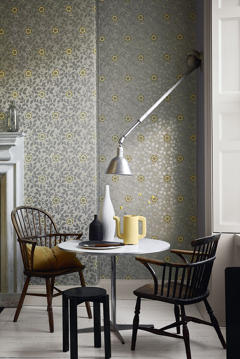 Little Greene  Richmond Green - Platinum