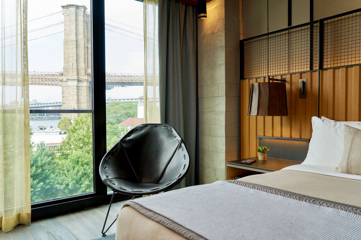 1Hotel, Brooklyn Bridge Hotel