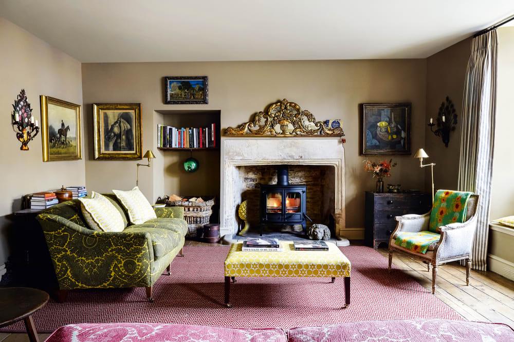 AD Homestory: So wohnen Robin Muir und Paul Lyon Maris in den Cotswolds