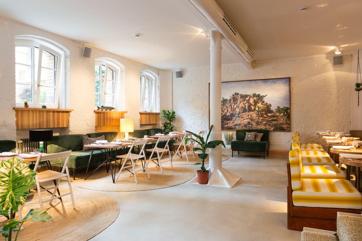Panama, Bar, Restaurant, Berlin, Nora Witzigmann