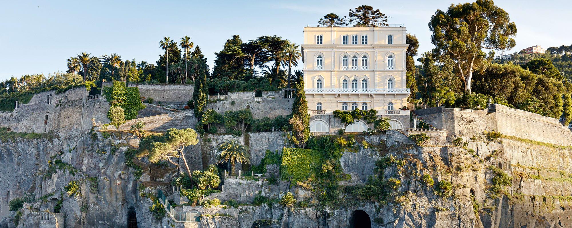 Villa Astor, Jacques Garcia