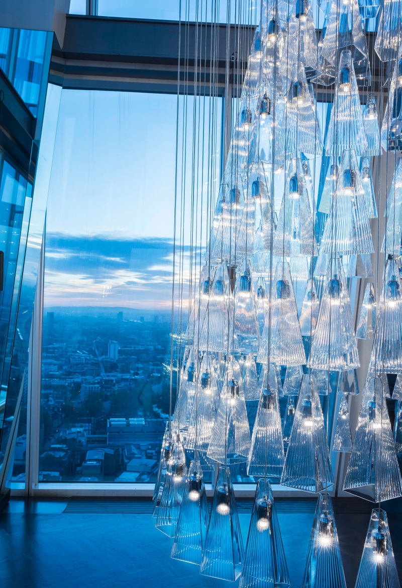Lee Broom Tree of Glass