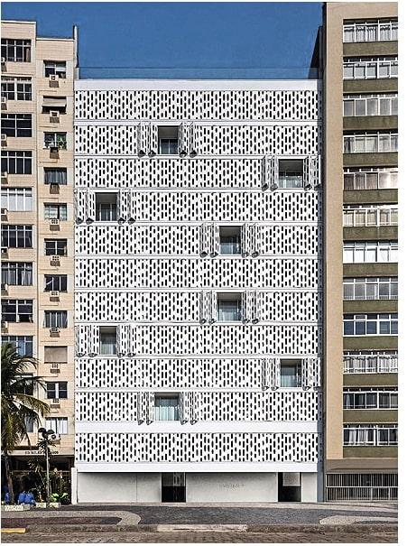 """Hotel """"Emiliano"""", Rio"""