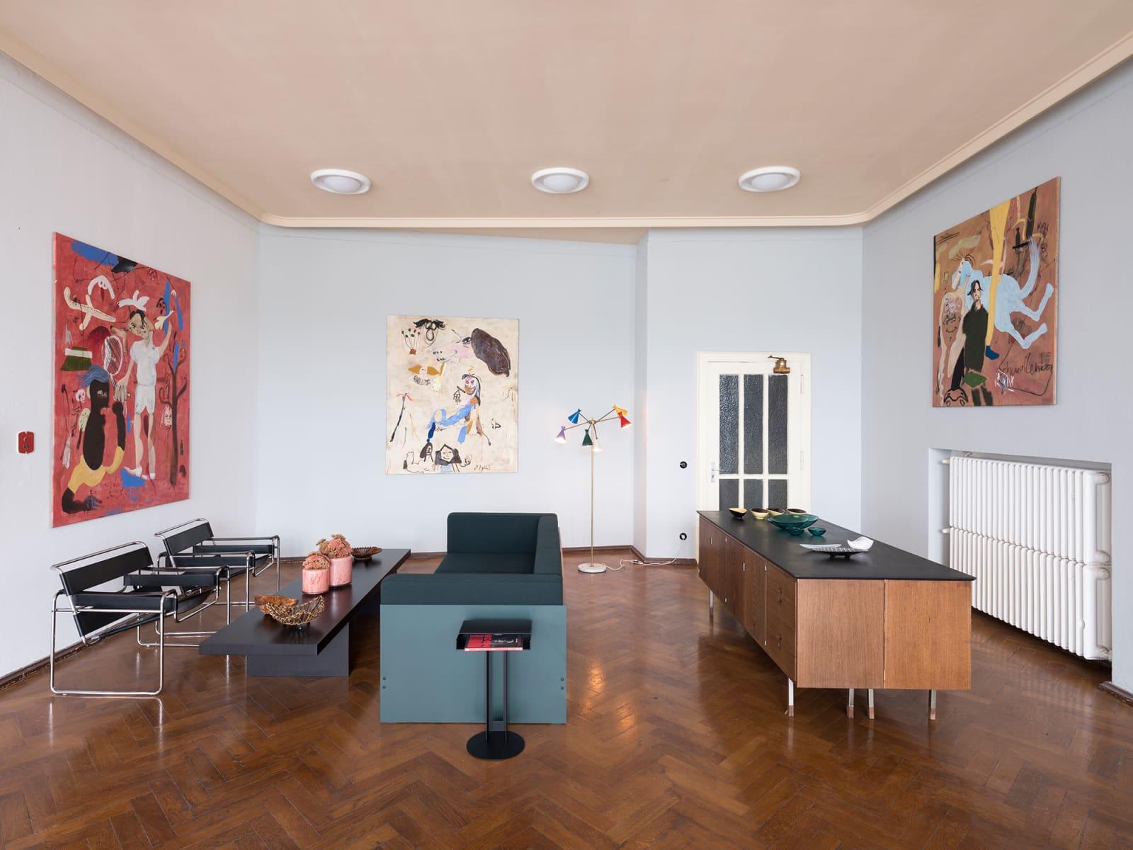 Funkhaus Berlin × New Tendency