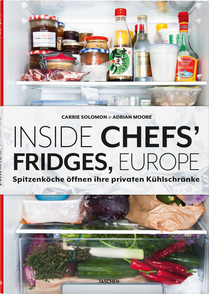 Kochbuch Inside Chefs' Fridges
