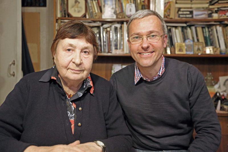 Galina Balaschowa Philipp Meuser