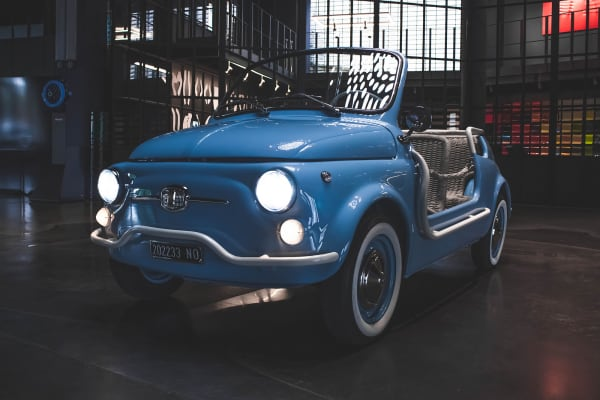 Garage Italia / Icon-e