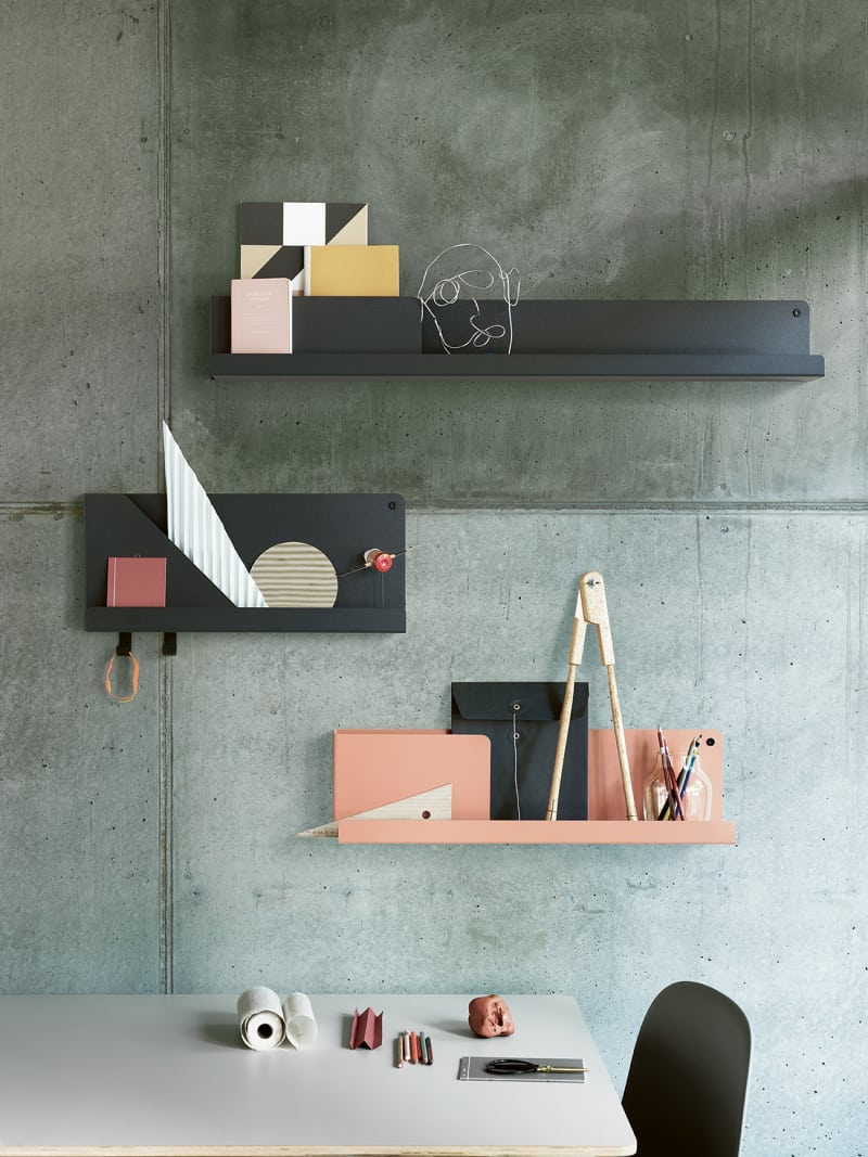 Muuto Wandregal Folded