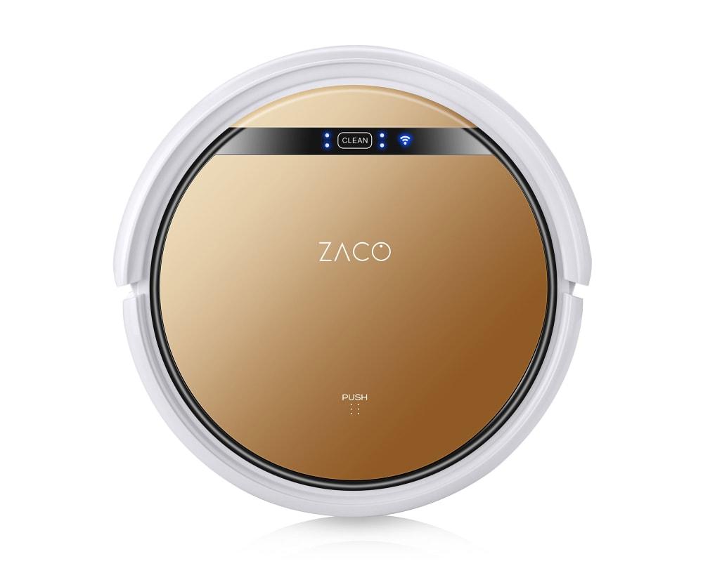 Gewinnen Sie einen Saug-Wisch-Roboter von Zaco!