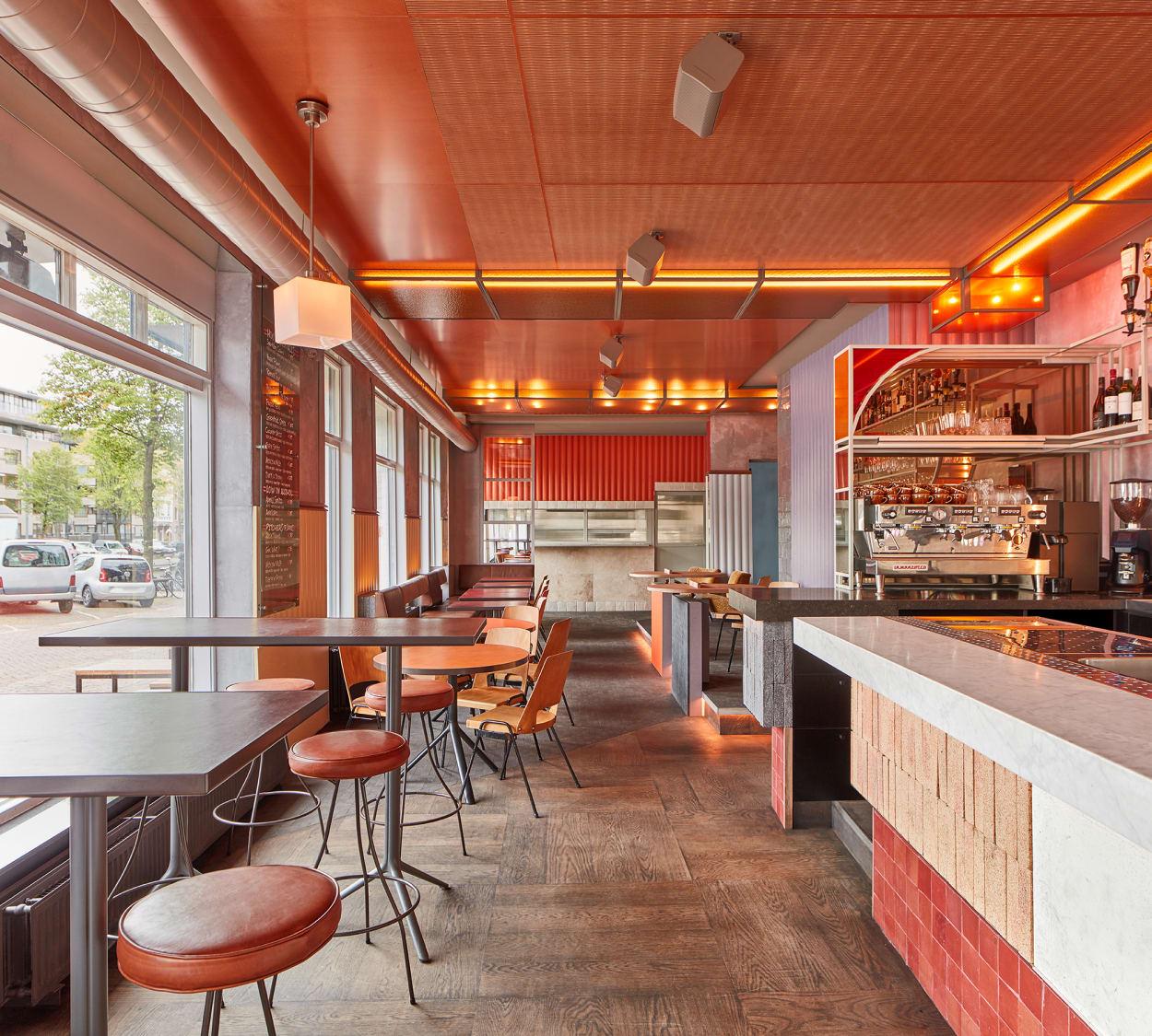 Ramona, Amsterdam, Restaurant, Bar, Café , Niederlande