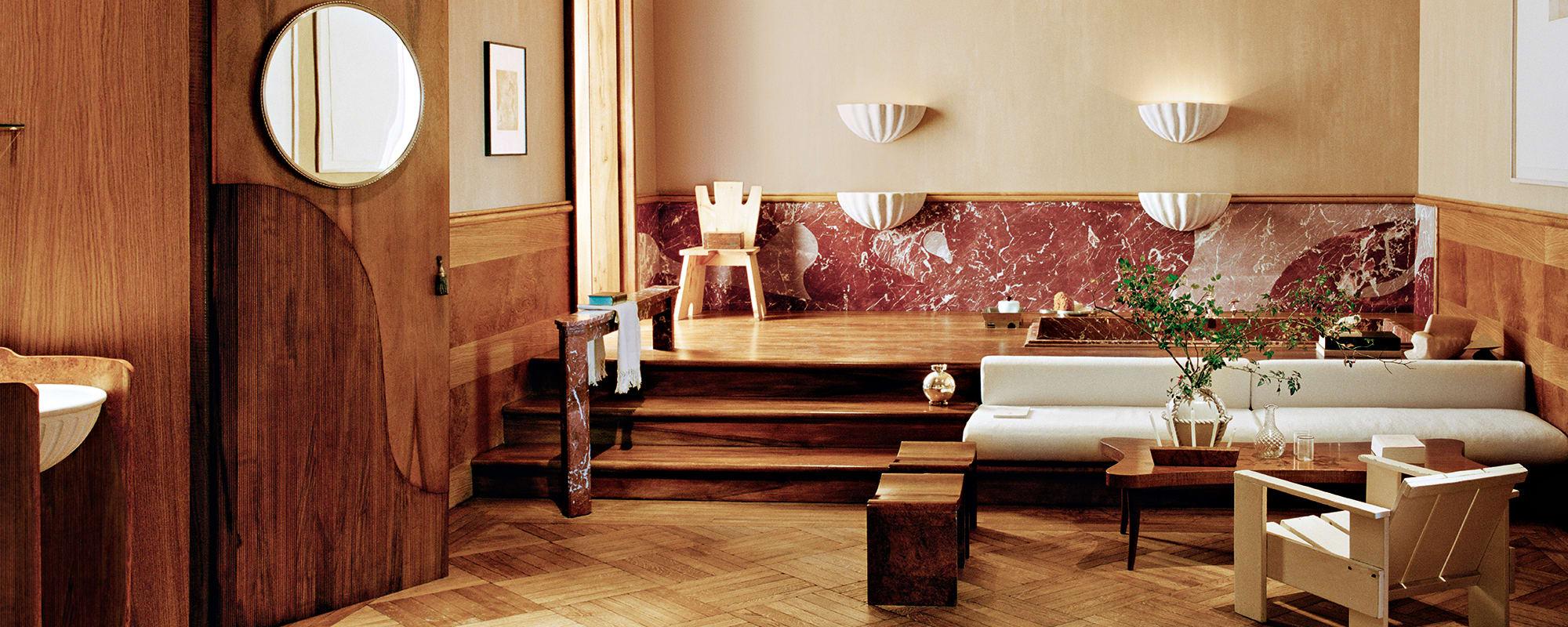 AD, Interiordesigner, Interior, Festen, Hugo Sauzay, Charlotte de Tonnac