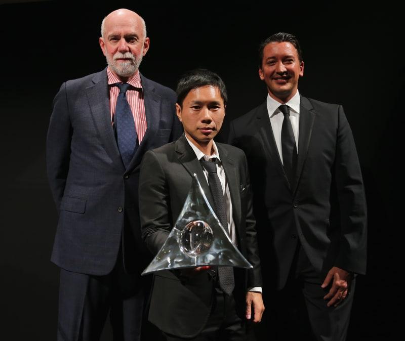 Hugo Boss Preis 2014 - Inside
