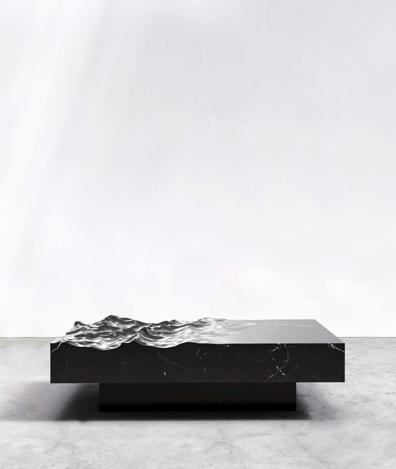 """Mathieu Lehanneur,  """"Ocean Memories"""""""