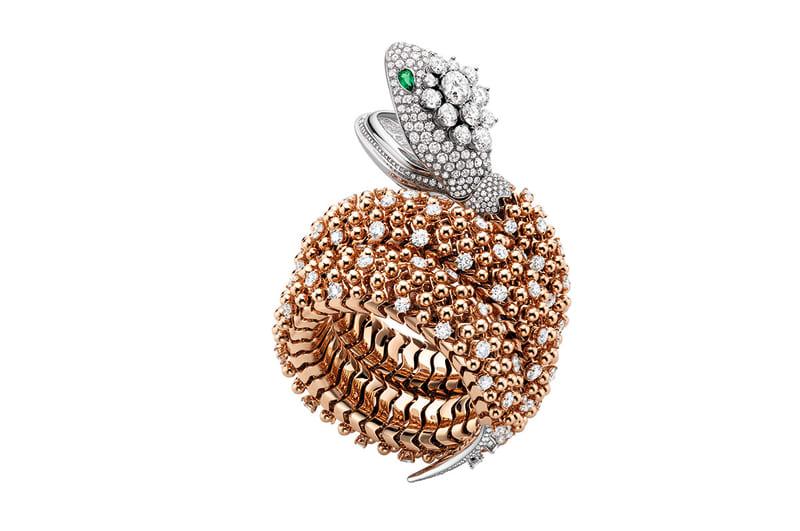 "Bulgari, ""High Jewelry Serpenti Secret Watch"""