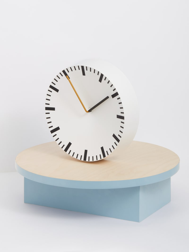 "HAY ""Analog Clock"", 99 Euro."