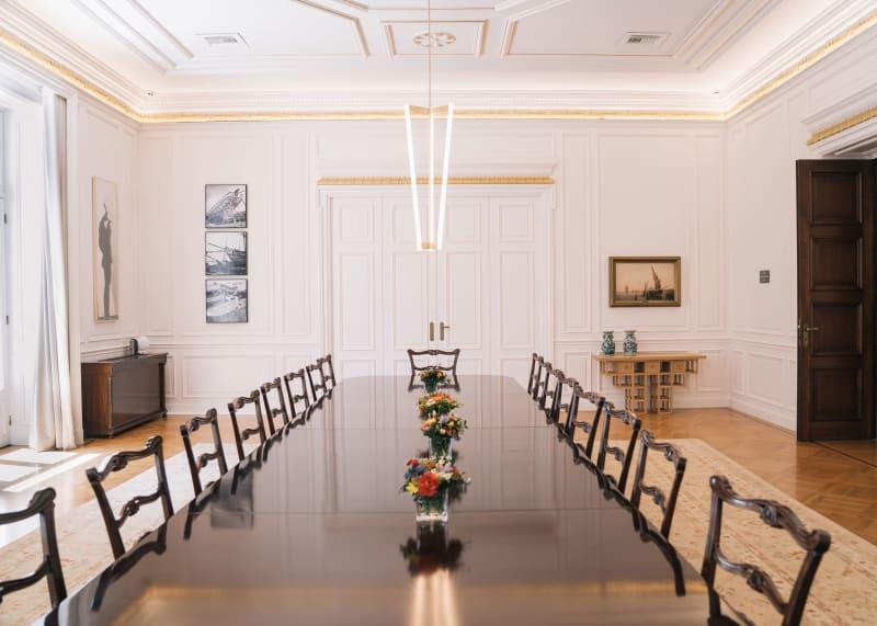 Villa Maximos - Besprechungsraum