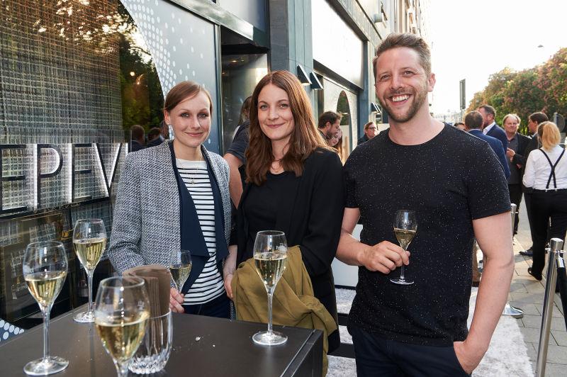 Isabelle Ohm,Tanja Haris, Malte Bredemann
