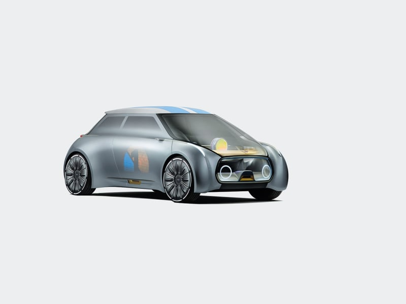 BMW Mini Vision Next 100
