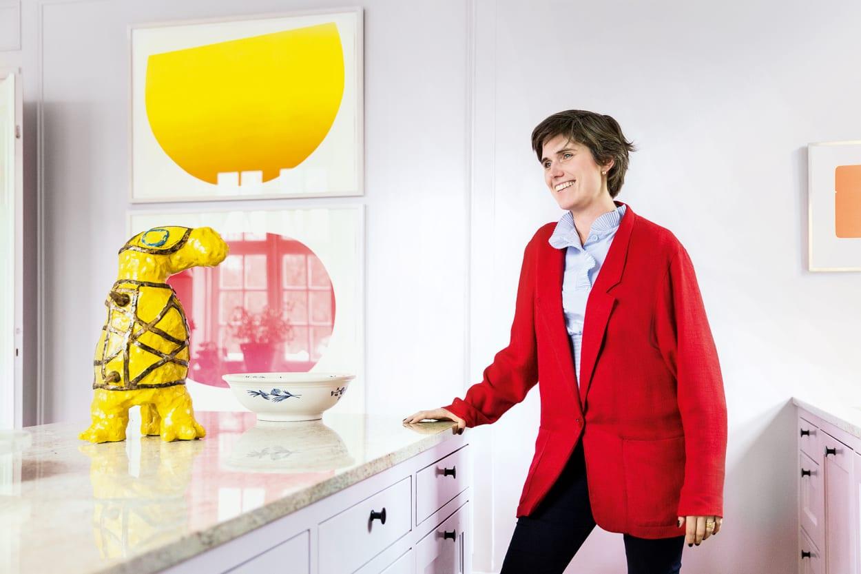 Nadia Olive Schnack, Interieur