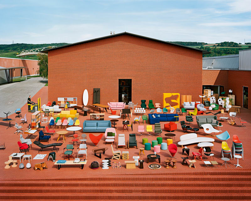 "4. Vitra, ""Typecasting. An Assembly of Iconic, Forgotten and New Vitra Characters"""