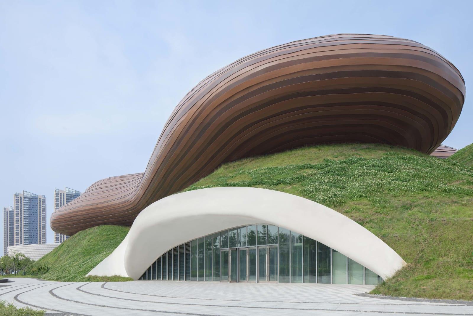 Liyang Museum von CROX