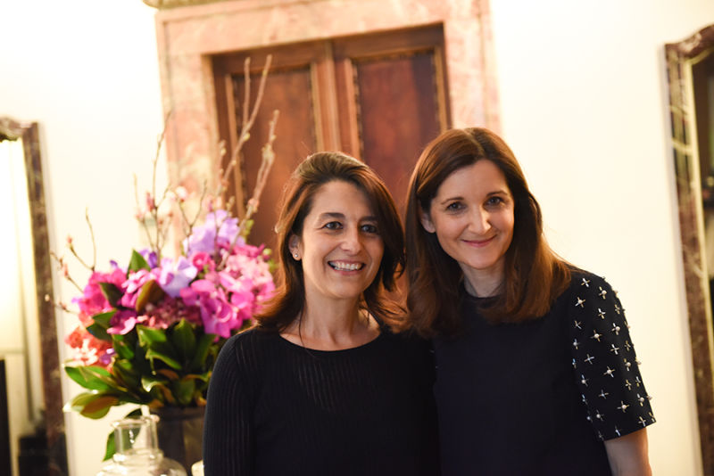 Federica Mandelli und Susanne Förg-Randazzo