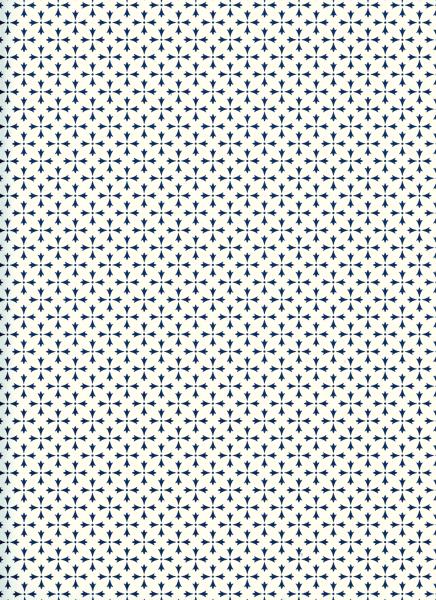 """Die bis zum Mittelalter reichende Tradition des """"Florentiner Papiers"""" von Manufactum ist im Winter auch über den Onlineshop erhältlich. """"Varese & Tampone"""" in monochromen graphischen Motiven für 15 Euro."""