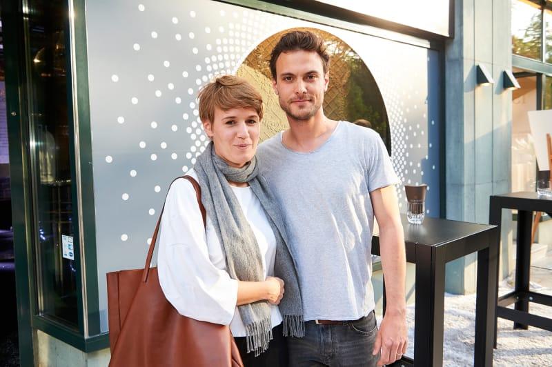 Felicia Lehmann und David Lehmann