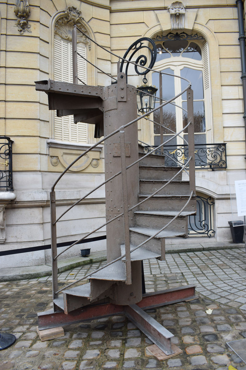 Artcurial Treppe