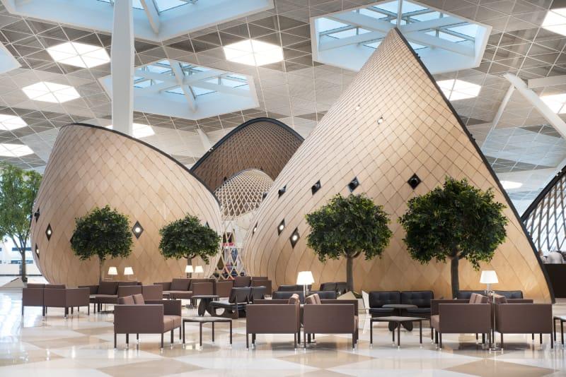 Aliyev Airport