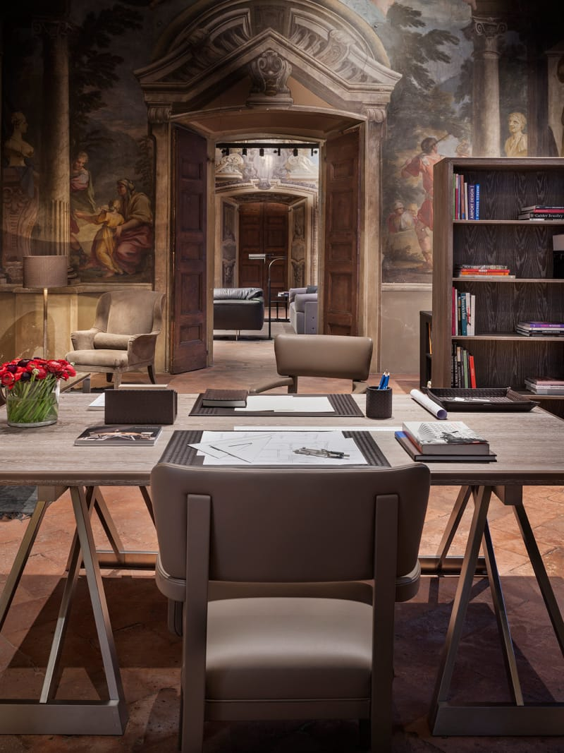 Bottega Veneta Home Boutique in Mailand