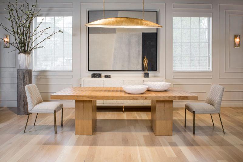 Möbel- und Leuchtenkollektion