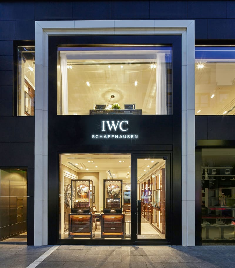 IWC Opening