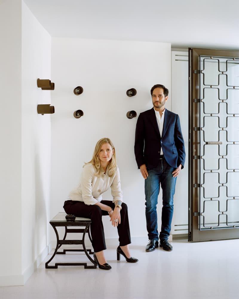 Carolin und Robert Stephan bauen 70s-Villa um - AD