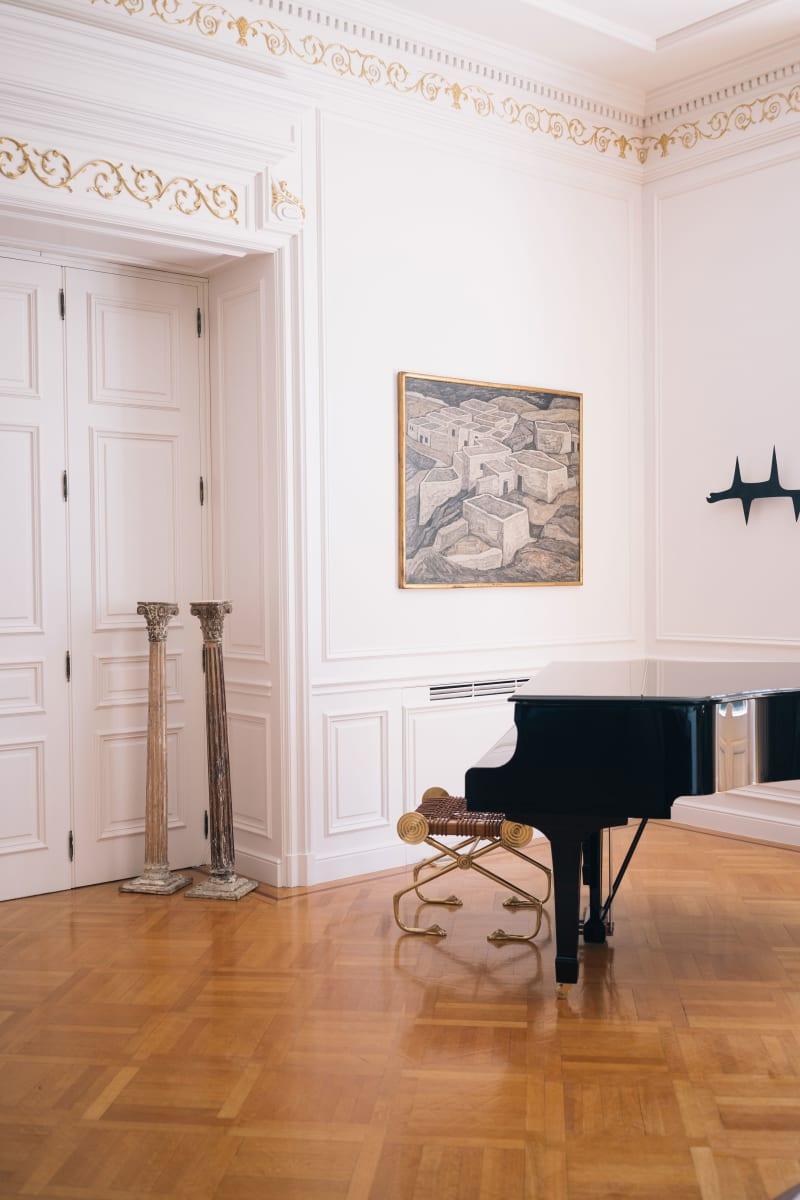 Villa Maximos - Klavier