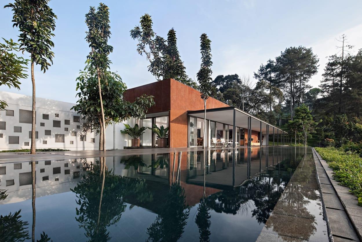 Pool, Indonesien, BRG House, Tan Tik Lam