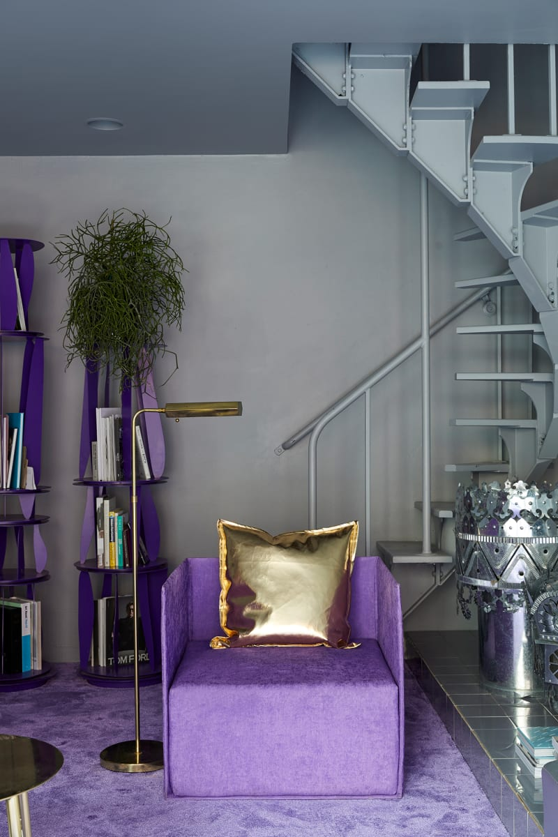 Harry Nuriev Nolita Apartment Sessel