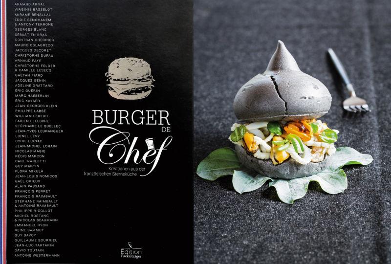 Kochbuch Burger de Chef