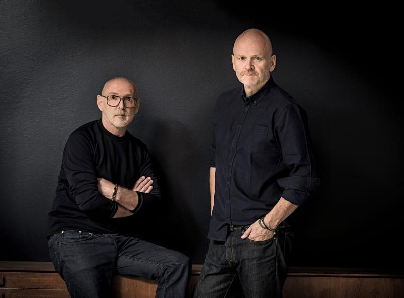 Otto Drögsler und Jörg Ehrlich