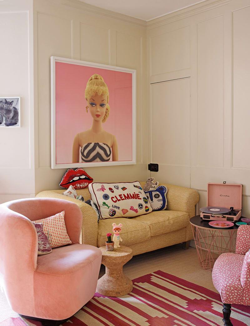 Zu Besuch bei Claudia Schiffer